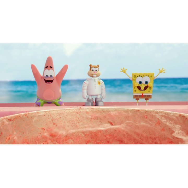 The SpongeBob Movie: Sponge Out of Water [Blu-ray+DVD+Digital Copy+UltraViolet]