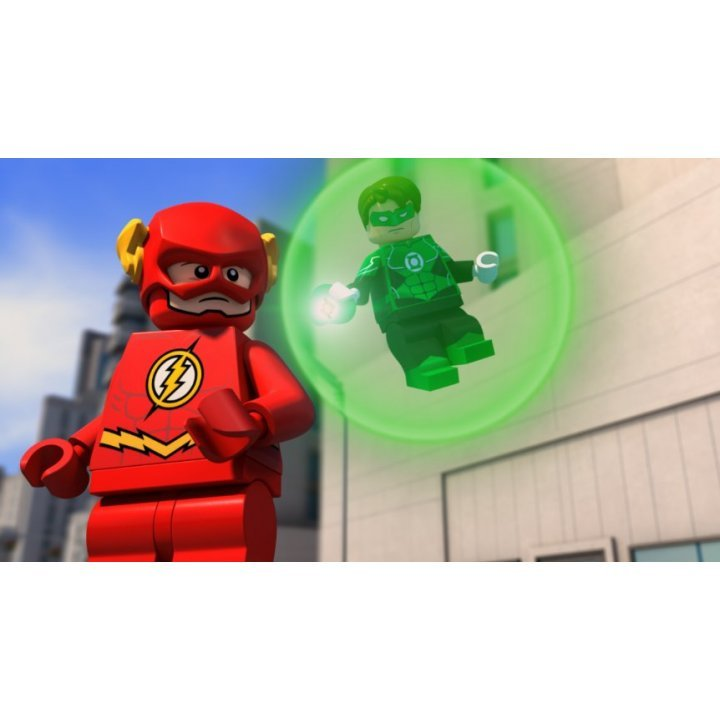 LEGO Justice League: Attack of the Legion of Doom!