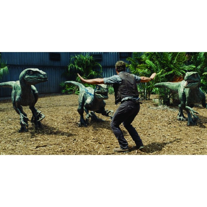 Jurassic World 3D (Limited Edition Gift Set)