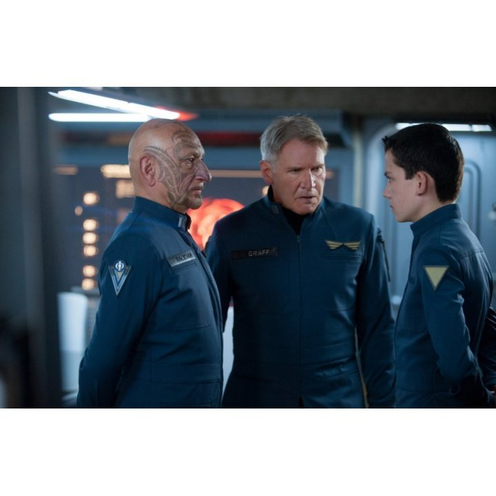 Ender's Game [4K UHD Blu-ray]