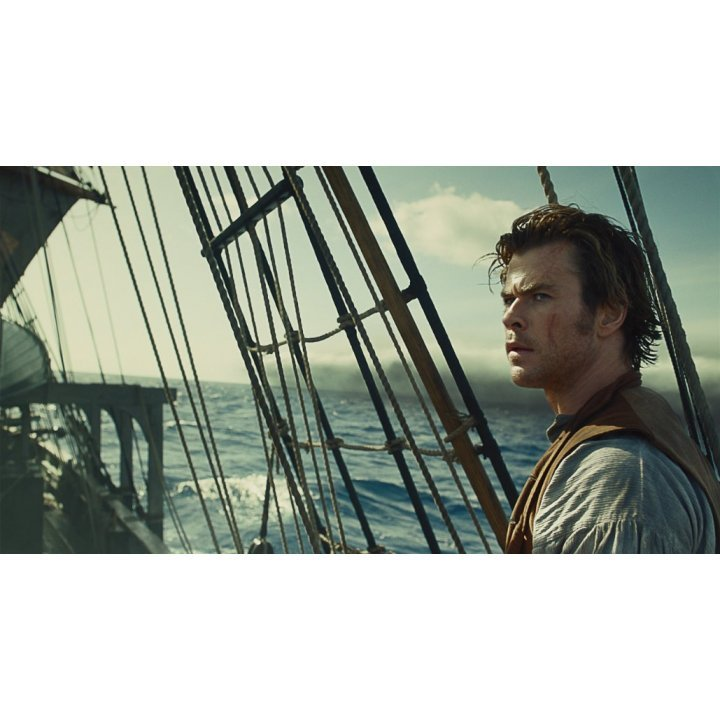 In the Heart of the Sea [Blu-ray+DVD+Digital HD]