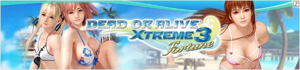 Dead or alive xtreme 3 release date