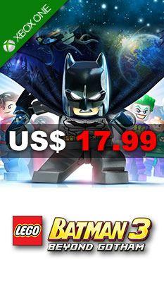 LEGO Batman 3: Beyond Gotham (XB1)