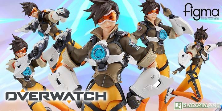 figma Overwatch: Tracer