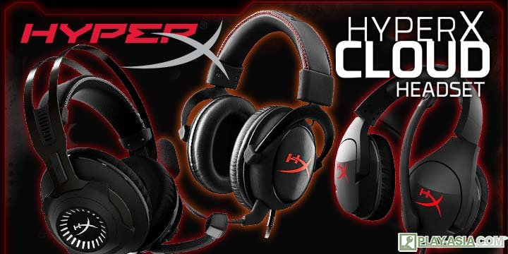 HyperX Cloud Revolver S Pro Gaming Headset