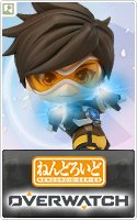 Nendoroid No. 730 Overwatch: Tracer Classic Skin Edition