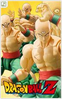 S.H.Figuarts Dragon Ball Z: Tien Shinhan