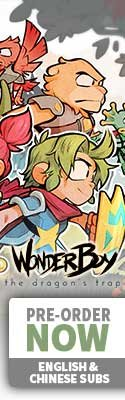 Wonder Boy: The Dragon\'s Trap (Multi-Language)
