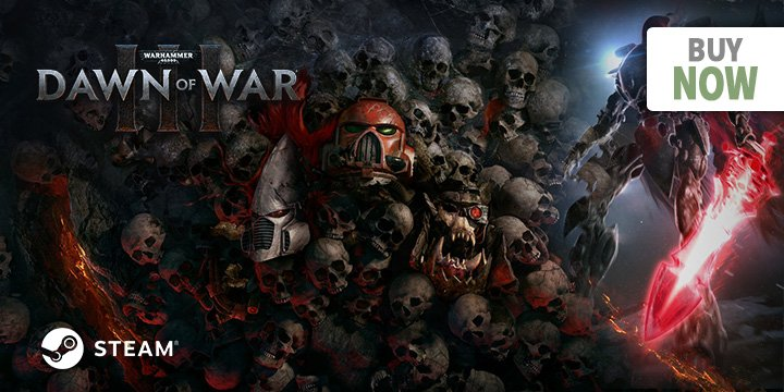 Warhammer 40,000: Dawn of War III (Steam)