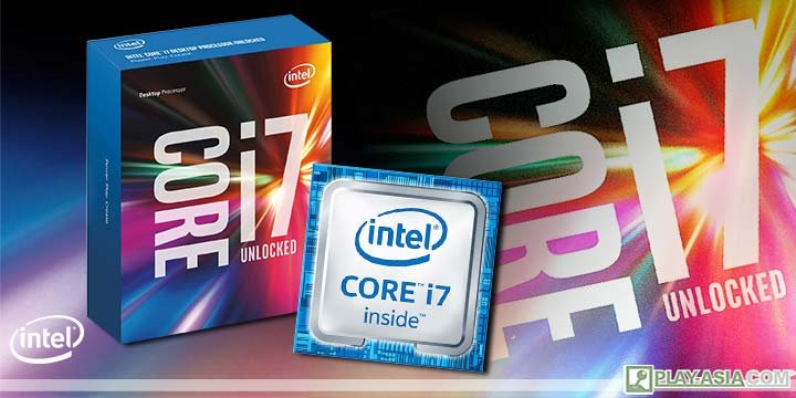 Intel Core i7-6700K, 4x 4.00GHz, boxed without cooler