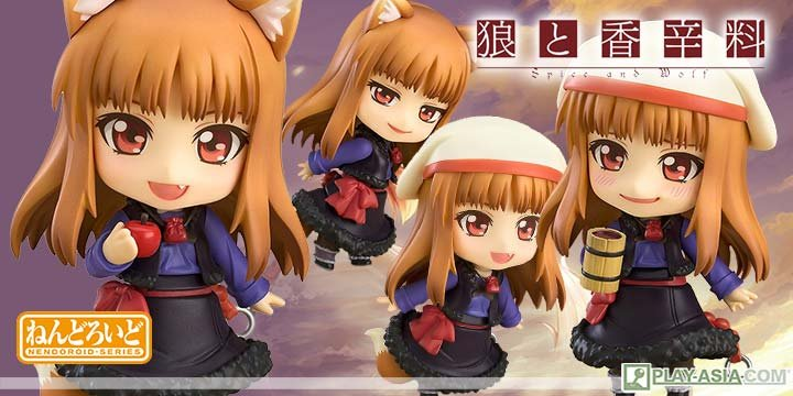 Nendoroid No. 728 Spice and Wolf: Holo