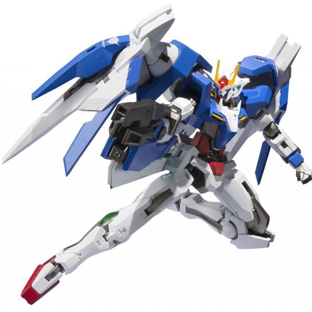 Metal Robot Spirits Side Ms Mobile Suit Gundam 00 00 Raiser Gn Sword Iii