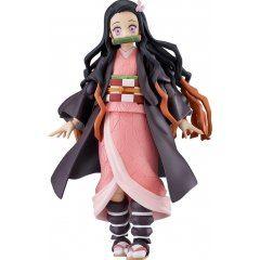 figma No. 508 Demon Slayer Kimetsu no Yaiba: Nezuko Kamado [Good Smile Company Online Shop Limited Ver.]