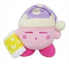 Kirby's Dream Land Kirby Muteki! Suteki! Closet Plush: Sleep