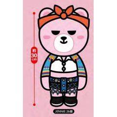 KRUNK x BLACKPINK Big Plush -Lovesick Girls-: Jennie