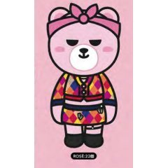 KRUNK x BLACKPINK Big Plush -Lovesick Girls-: Rose