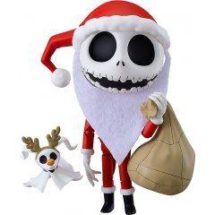 Nendoroid No. 1517 The Nightmare Before Christmas: Jack Skellington Sandy Claws Ver.