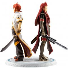 Tales of the Abyss 1/8 Scale Pre-Painted Figure: Luke & Asch Meaning of Birth Kotobukiya
