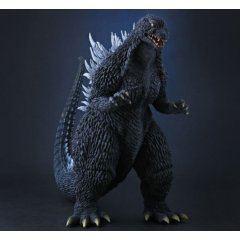 Toho Daikaiju Series Godzilla Against Mechagodzilla: Godzilla (2002)