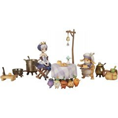 Odin Sphere Leifdrasir: Maury's Touring Restaurant Full Set with Gwendolyn Flare