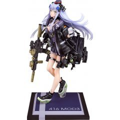 Girls' Frontline 1/7 Scale Pre-Painted Figure: 416 MOD3 Heavy Damage Ver.