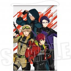 Helios Rising Heroes B2 Wall Scroll: South Sector