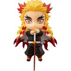 Nendoroid No. 1541 Demon Slayer Kimetsu no Yaiba: Kyojuro Rengoku Good Smile