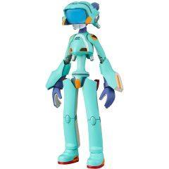 FLCL Action Figure: Canti Blue Sentinel