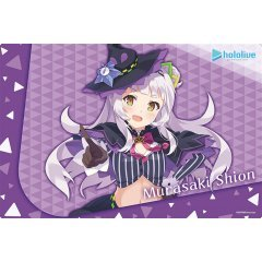 Bushiroad Rubber Mat Collection Vol. 831 Hololive Production Murasaki Shion Hololive 2nd Fes. Beyond the Stage Ver.