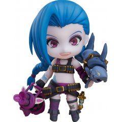 Nendoroid No. 1535 League of Legends: Jinx [GSC Online Shop Limited Ver.] Good Smile Arts Shanghai