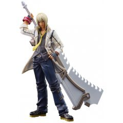 God Eater 2 Pre-Painted Figure: Soma Schicksal Limited Ver. Union Creative