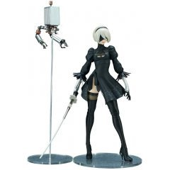 Nier: Automata Pre-Painted Figure: YoRHa No. 2 Type B DX Edition (Re-run) Square Enix