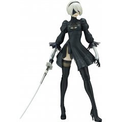 Nier: Automata Pre-Painted Figure: YoRHa No. 2 Type B Regular Edition (Re-run) Square Enix