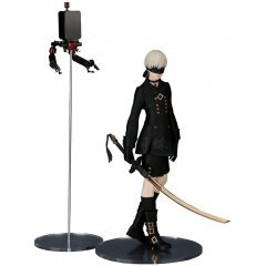 Nier: Automata Pre-Painted Figure: YoRHa No. 9 Type S DX Edition Square Enix