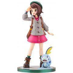 ARTFX J Pokemon Series 1/8 Scale Pre-Painted Figure: Gloria with Sobble Kotobukiya