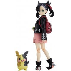 figma No. 514 Pokemon Sword and Shield: Marnie [GSC Online Shop Limited Ver.] Good Smile