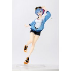 Re:Zero - Starting Life in Another World Precious Figure: Rem Summer Sports Ver. Taito