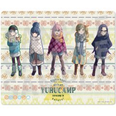 Yurucamp - Mouse Pad Cabinet