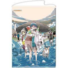 Yurucamp B2 Wall Scroll: Original Edition Vol. 4 A Hobby Stock