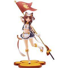 Nekopara 1/7 Scale Pre-Painted Figure: Azuki Race Queen Ver. [GSC Online Shop Limited Ver.] Nekoyome