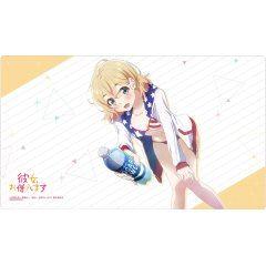 Rent-A-Girlfriend Rubber Mat: Nanami Mami Curtain Damashii