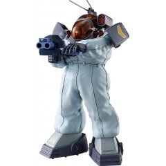 Fang of the Sun Dougram Combat Armors Max 24 1/72 Scale Model Kit: Soltic HT128 Big Foot Snow Camouflage with Cold Shield Max Factory