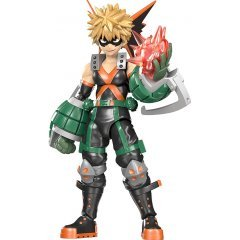 MODEROID My Hero Academia: Katsuki Bakugo Good Smile