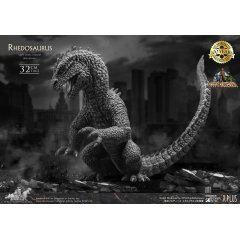 Rhedosaurus (Monotone Ver.) Soft Vinyl Statue Star Ace Toys, X-Plus