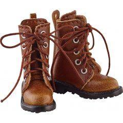 Harmonia Bloom Shoe Series Work Boots / Caramel Good Smile