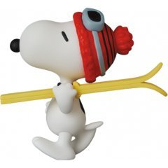 Ultra Detail Figure No. 620 Peanuts Series 12: Skier Snoopy Medicom