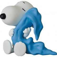 Ultra Detail Figure No. 621 Peanuts Series 12: Snoopy With Linus Blanket Medicom
