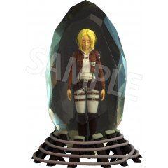 Attack On Titan Full Color 3D Crystal Figure: Annie Leonhart B'full Fots Japan