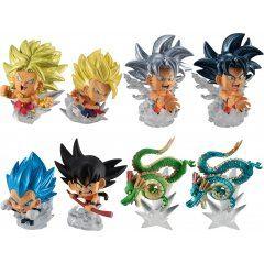 Dragon Ball Super Chosenshi Figure 5 (Set of 12 Pieces) Bandai Entertainment