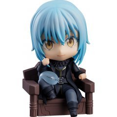 Nendoroid No. 1568 That Time I Got Reincarnated as a Slime: Rimuru Demon Lord Ver. [GSC Online Shop Exclusive Ver.] Good Smile